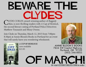 Beware the Clydes of March!