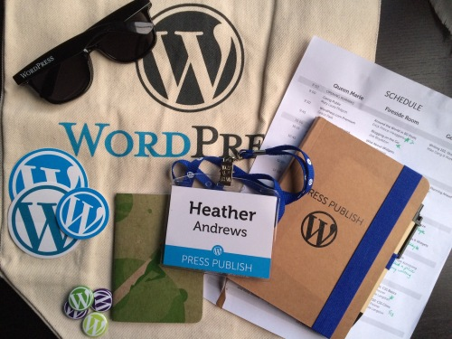 Some WordPress Bling
